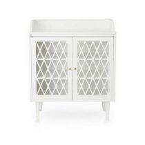 CamCam commode Harlequin white