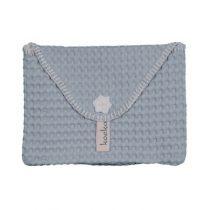 Koeka baby purse Antwerp soft blue