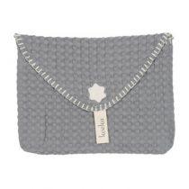 Koeka baby purse Antwerp steel grey