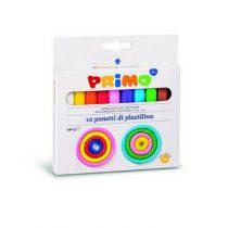 PRIMO box met 10 kleuren klei