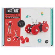 Offbits bouwpakket Red Car M
