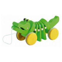 PlanToys dansende krokodil