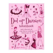 Deltas Dol op dansen tekenboek