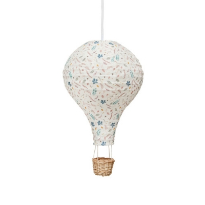CamCam lamp luchtballon pressed leaves rose