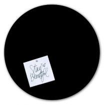Groovy Magnets magneetsticker zwart