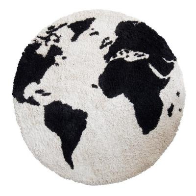 Kidsdepot vloerkleed El Mundo wereld