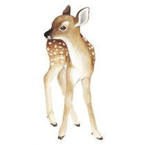 Lilipinso Oh Deer muursticker XL Fawn hertje vintage