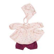 CamCam kledingset pop fleur