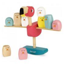 Janod Zigolos evenwichtsspel flamingo