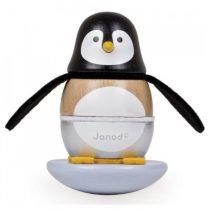 Janod Zigolos stapeltuimelaar pinguin