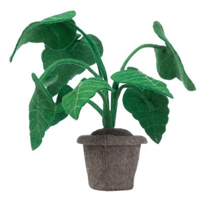 Kidsdepot vilten decoratie plant Alocasia