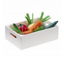 Kids Concept groentekistje mix