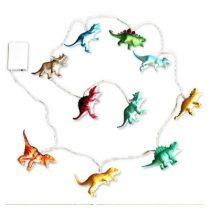 House of Disaster lampjes slinger dinosaurus
