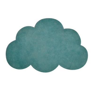 Lilipinso vloerkleed wolk Jungle groen
