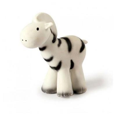 Tikiri bijtspeeltje badspeeltje zebra