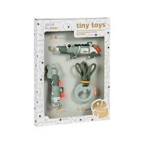 Done by Deer activity speelgoed gift set Tiny Tropics