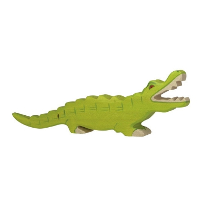 Holztiger Wildernis krokodil 80174