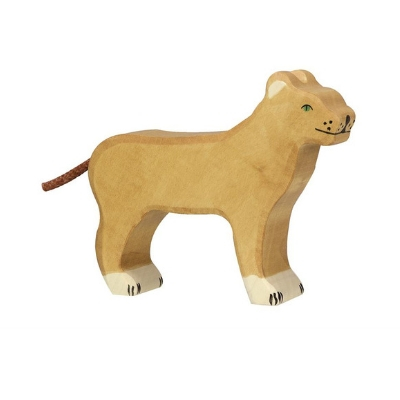 Holztiger Wildernis leeuwin 80140