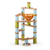 Bamboo Planet knikkerbaan Advanced Kit 89 stuks