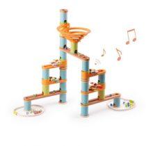Bamboo Planet knikkerbaan Musical Kit 98 stuks
