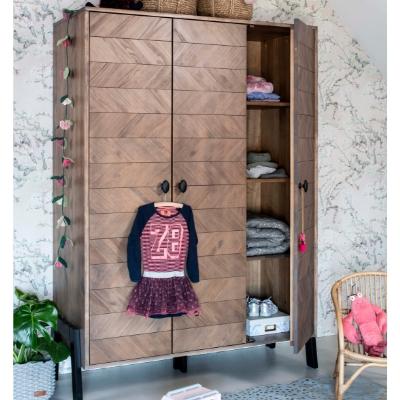 Coming Kids Harper kledingkast 3 deuren