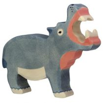 Holztiger Wildernis nijlpaard 80160