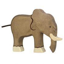 Holztiger Wildernis olifant 80147