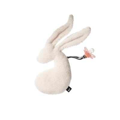 Mies & Co Snuggle Bunny wit klein speenknuffeltje