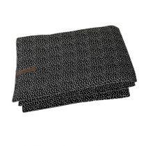 Mies & Co boxkleed Cozy Dots black