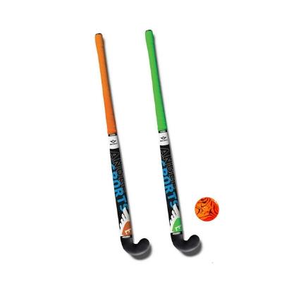 Engelhart Hockeyset 2 sticks 30 inch met kunststof bal