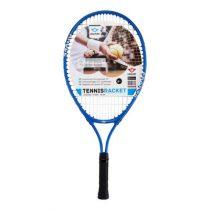 Engelhart tennisracket blauw 23 inch