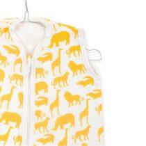 Jollein hydrofiel zomer slaapzak safari ocher