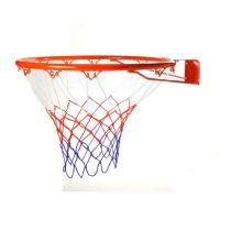 Engelhart basketbalnet rood wit blauw