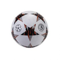 Engelhart rubberen voetbal ster maat 5