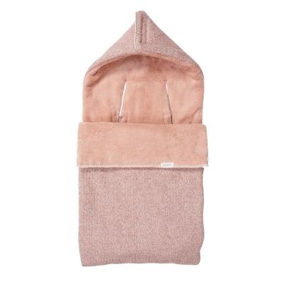 Koeka voetenzak teddy Vigo old pink