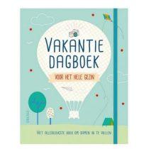 Deltas Vakantiedagboek voor het hele gezin