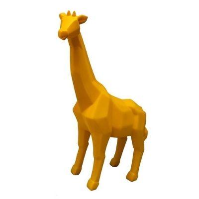 House of Disaster giraffe lamp geel