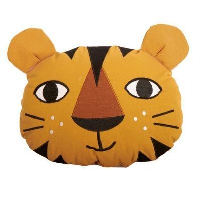 Roommate kussen tijger
