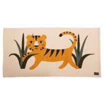 Roommate vloerkleed tijger