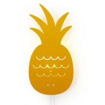 Roommate wandlamp ananas