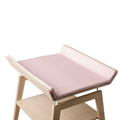 Leander Linea aankleedkussenhoes soft pink