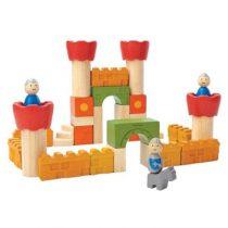 Plantoys kasteelblokken
