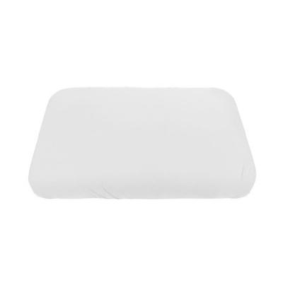 Sebra waterdichte molton hoeslaken ledikant wit 70 x 120 cm