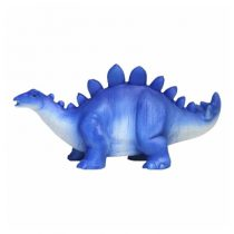 House of Disaster dino stegosaurus lamp mini blauw