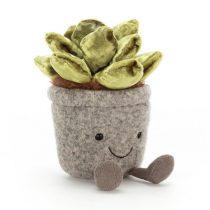 Jellycat knuffel Silly Succulent vetplantje Jade