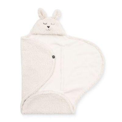 Jollein wikkeldeken Bunny off-white 2