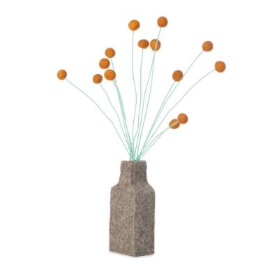 Kidsdepot vase flowers drumsticks