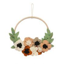 Kidsdepot wandhanger flower hoop flowers