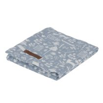 Little Dutch swaddle doek Adventure blauw