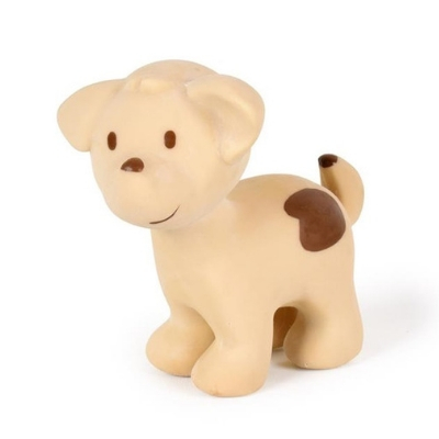 Tikiri bijtspeeltje badspeeltje hond